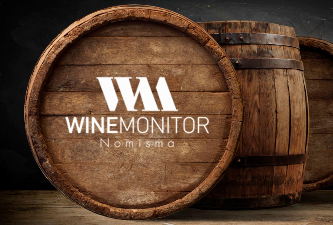 vendite vino 2020