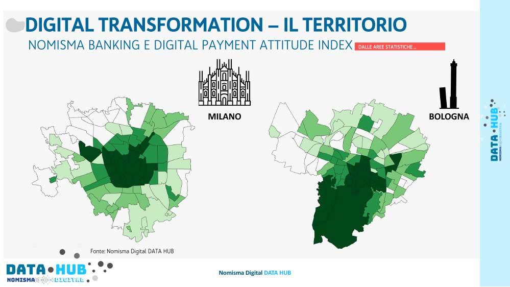 Digital trasformation nel territorio