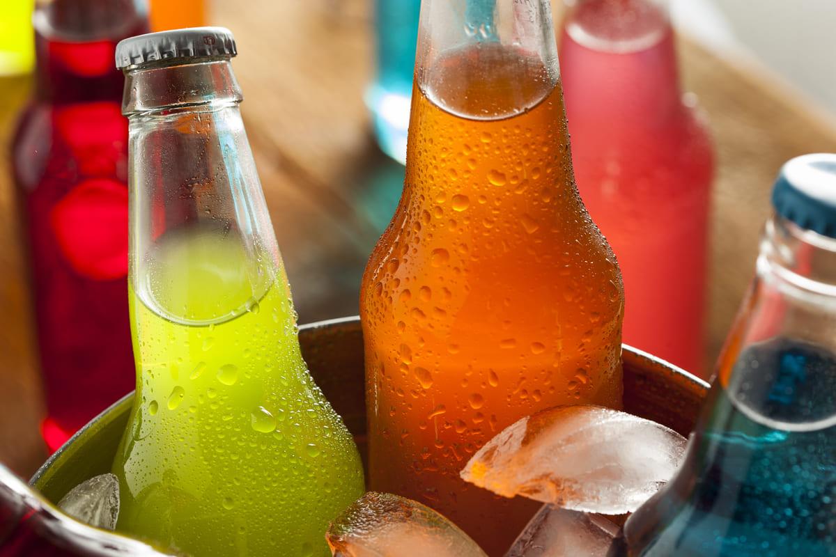 soft drink in Italia
